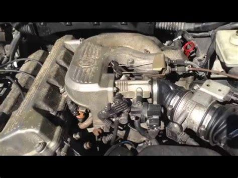 bmw e36 318i m42 m44 m43 icv iac fix to start fuel trim and lean codes