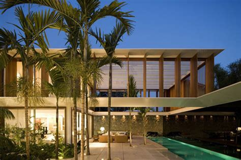 Architecture Ideas by Tropical Modern Architecture For Your House Design Ideas
