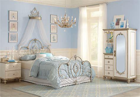 teen bedroom furniture sets disney princess enchanted kingdom iron 4 pc panel 17476