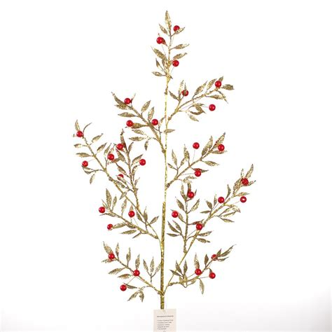 christmas sprays picks stems