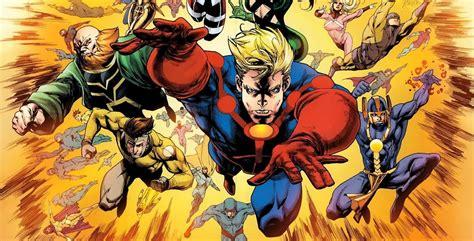 Marvel Studios Is Seeking Gay Lead For 'The Eternals ...