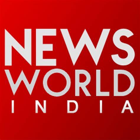 news world india youtube