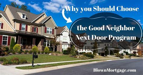 next door program why you should choose the next door program