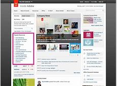 Six ways to present quick links on your intranet homepage