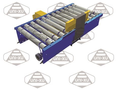 New Powered Roller Conveyors