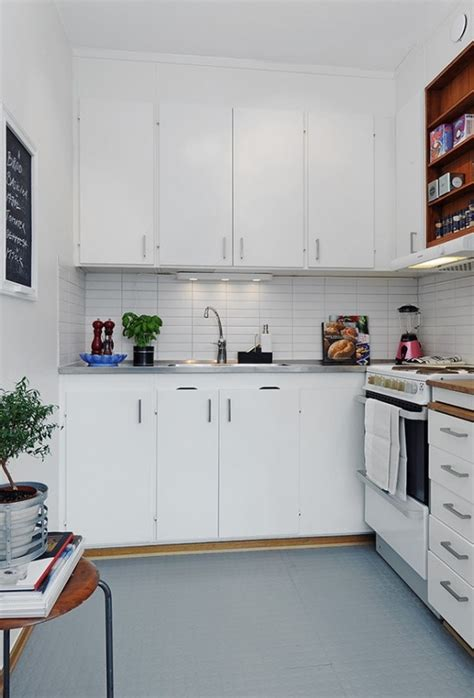 Small Kitchen Ideas by 70 Creative Small Kitchen Design Ideas Digsdigs