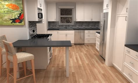 Old Kitchen Renovation Ideas - small kitchen remodel with ikea cabinets