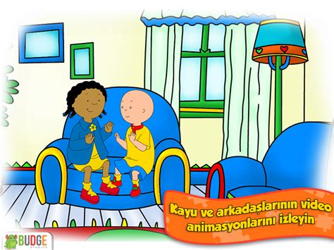 Caillou House Of Puzzles İndir