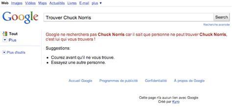 chuck norris easter egg les 40 easter eggs google les dr 244 les et 233 tonnants