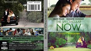 The Spectacular Now - Movie Blu-Ray Custom Covers - the ...