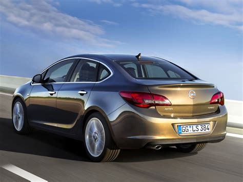 Astra Sedan J Facelift Astra Opel Database Carlook