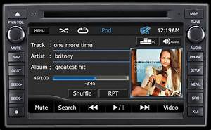 Nnbs 07 5 -up  U0026quot Stock-looking U0026quot  Replacement Headunit