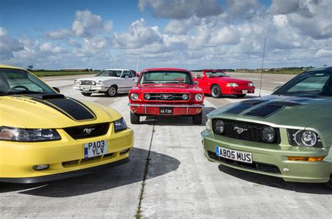 mustang generations ford pony five autocar tested cars styles drive hand right america