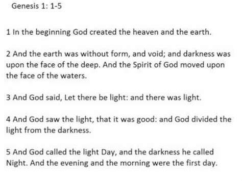Bible Read Slowly Genesis 1 15 Youtube