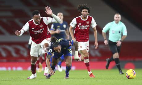 Match facts: Arsenal v Crystal Palace (English Premier ...