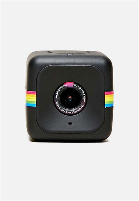 polaroid cube hd action camera black polaroid camera