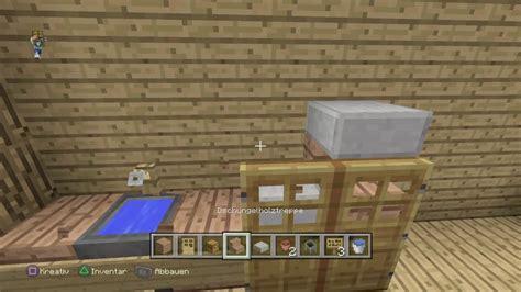 Minecraft Einrichtung Küche #2 Youtube