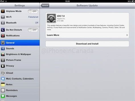 iphone 6 software update ios 6 users complaining of automatic ios 7 by