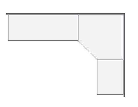plan de travail cuisine angle plan de travail d angle cuisine uteyo