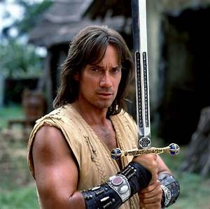 Kevin Sorbo Displays the Strength of 'Hercules' - American ...