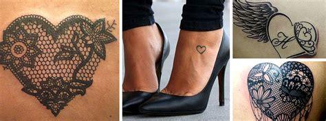 Tatouage Coeur Femme > Top 100 Des + Beaux Tattoos Coeurs