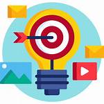 Marketing Icon Techniques Flaticon Seo Freepik Designed
