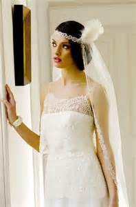Great Gatsby Inspired Wedding Veils