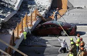 Miami bridge collapsed during 'stress testing' killing at ...