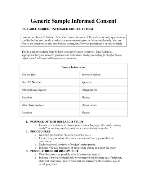 best of printable counseling consent forms counseling informed consent form template