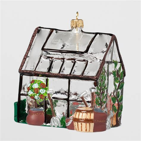 greenhouse ornament gump s