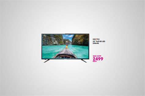55 in smart tv on sale the best black friday tv deals in south africa