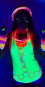 Glow In The Dark Party on Pinterest