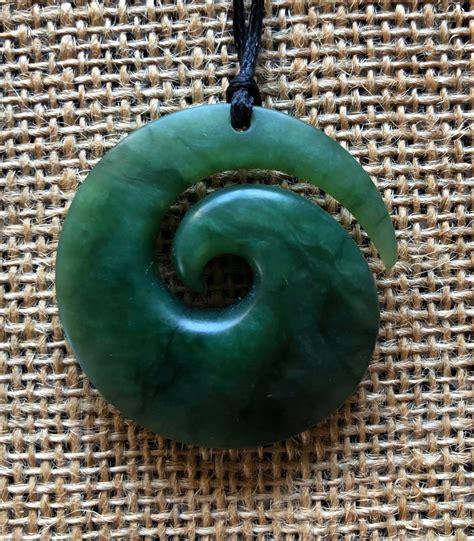 Koru - Traditional Jade