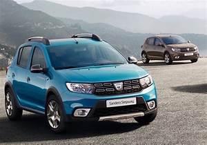 Nouvelle Dacia Sandero 2017 : dacia sandero sandero stepway logan logan mcv restyl es 2017 auto mag la passion automobile online ~ Gottalentnigeria.com Avis de Voitures