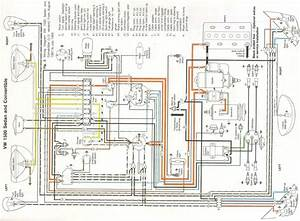 Wiring Diagram For 1971 Vw Beetle  U2013 The Wiring Diagram