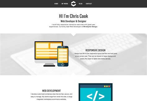 portfolio sites july  webdesigner depot