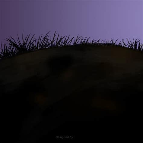 background hitam rumput terbaik