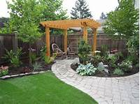 small landscaping ideas Small Backyard Makeover | SRP Enterprises' Weblog