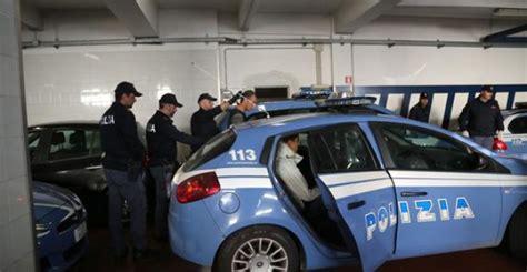 ufficio sta polizia di stato siracusa operazione araba fenice 19 arresti per