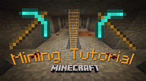 bureau minecraft minecraft mining tutorial and guide branch