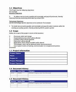 9 work statement examples samples With project management statement of work template