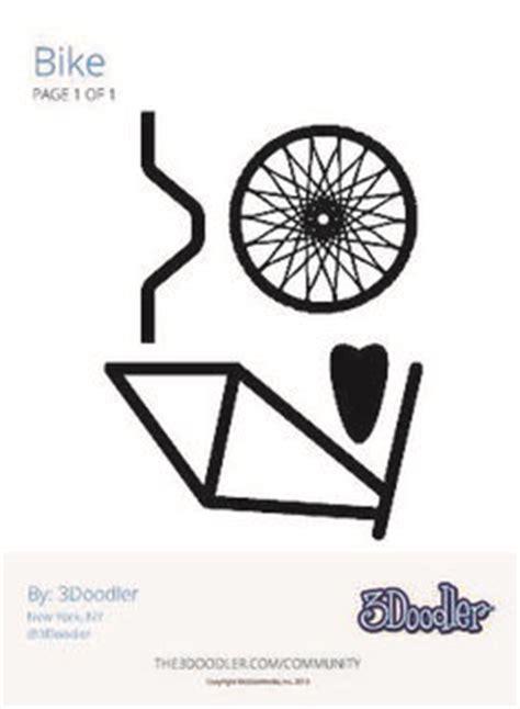 3doodler Templates by 3doodler 3d Pen Drawings And Stencils For The 3doodler 3d