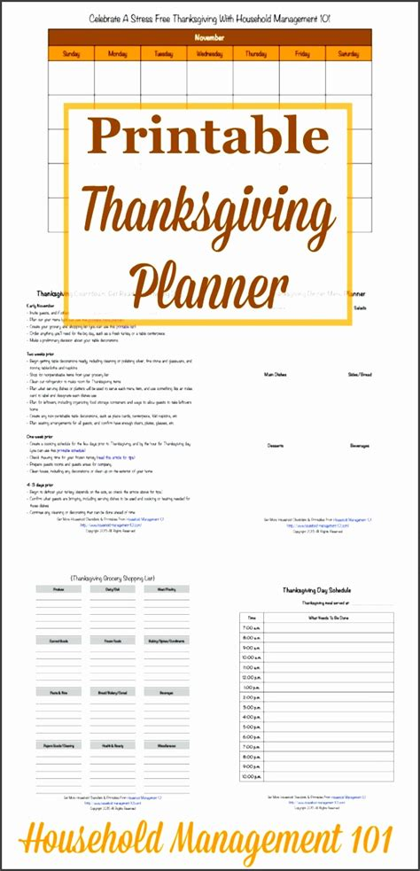 thanksgiving shopping list template sampletemplatess