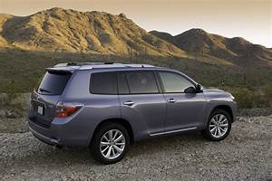 Manual 2008 Toyota Highlander Roof Removal