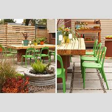 Yard Remodel Project Outdoor Entertaining And Relaxing