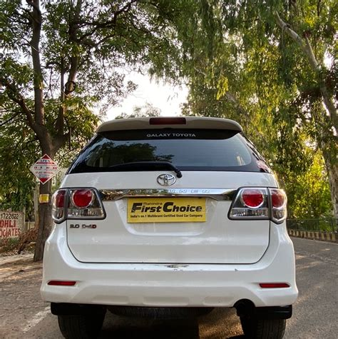 Used Toyota Fortuner 3.0 4x2 MT in New Delhi 2013 model ...