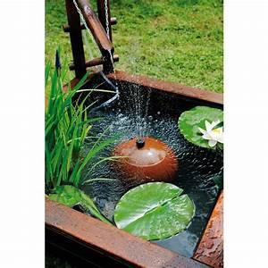 Jardin En Carré : bassin de jardin en bois carr 290 l tokyo b che pompe ~ Premium-room.com Idées de Décoration