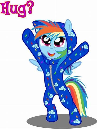 Dash Rainbow Hug Wants Spellboundcanvas Deviantart Mlp
