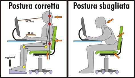 Postura Corretta In Ufficio Problemi Lombari O Articolari Nati In Ufficio Bado