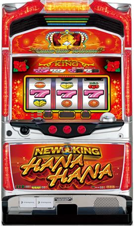 New King Hana Hana 30  Pachinko Play [english] Slot